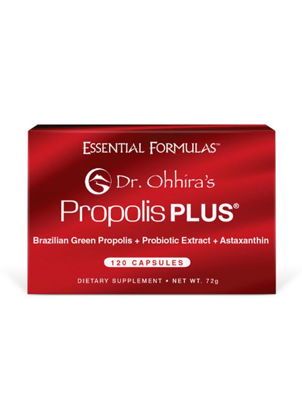 Dr. Ohhira's Propolis Plus, 120 Caps