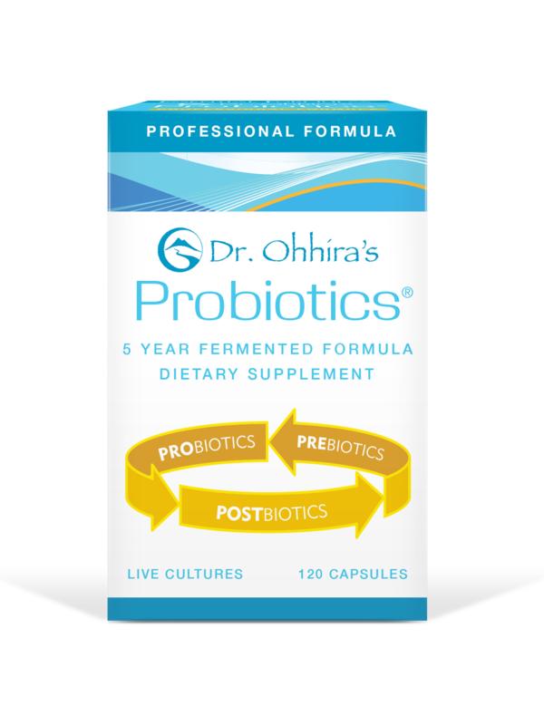 Dr. Ohhira's Probiotic Professional Formula, 120 Caps