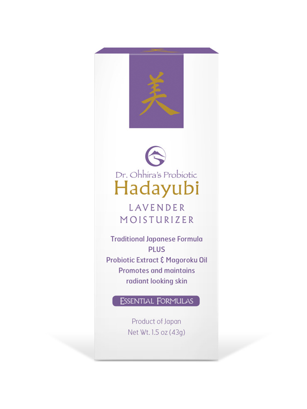Dr. Ohhira's Probiotic Hadayubi Skin Care Treatment Lavender