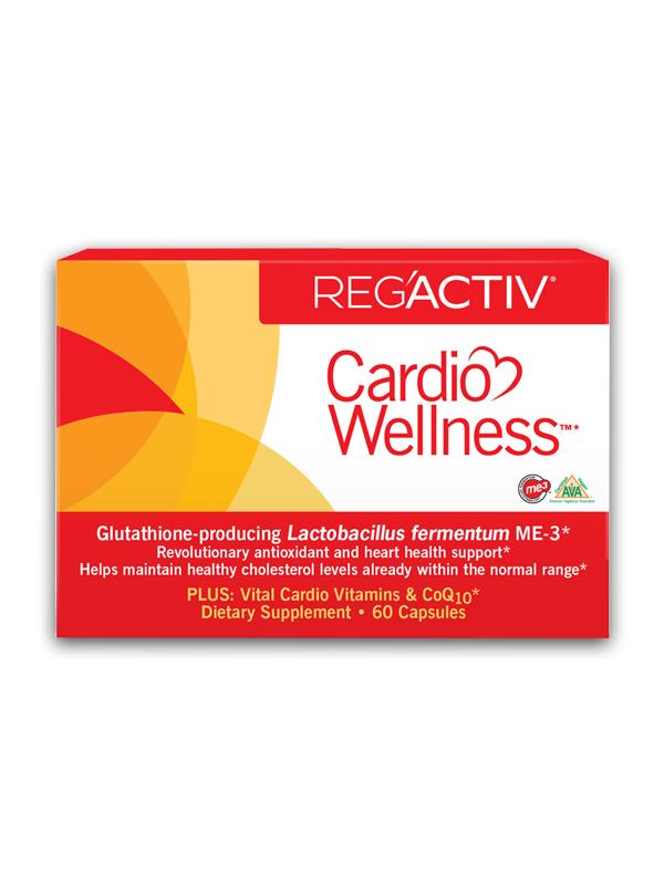 Reg'Active Cardio Wellness, 60 Caps