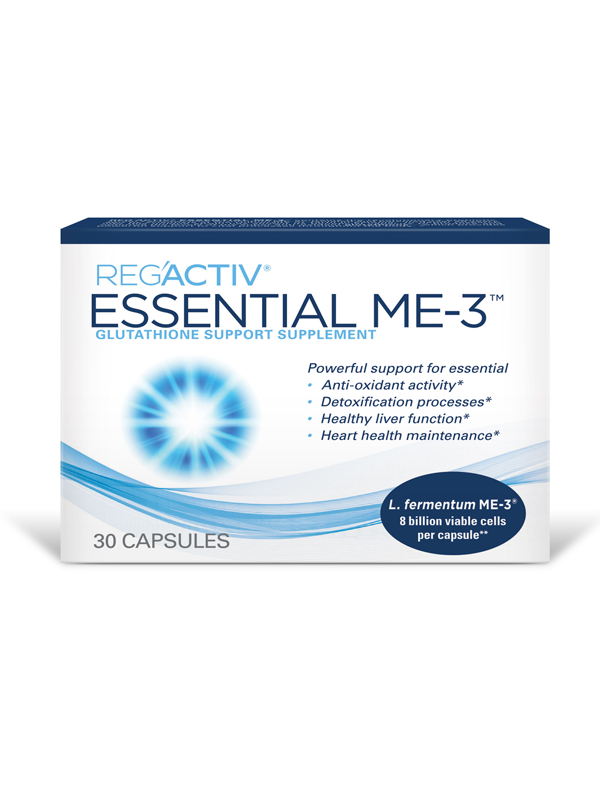 RegActiv Essential ME-3, 30 Caps