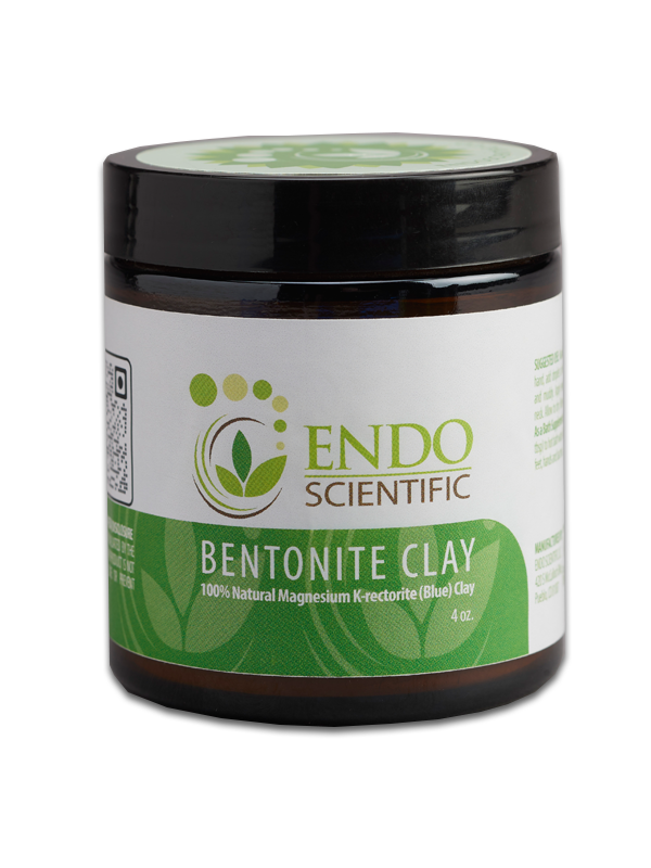 Endo Scientific Bentonite Clay, 4 oz.