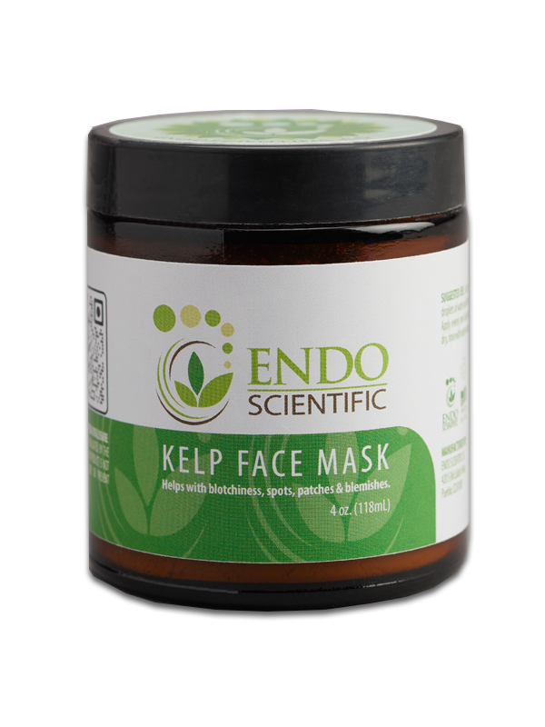Endo Scientific Kelp Face Mask, 4 oz.