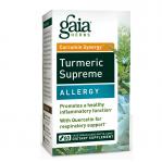Gaia Herbs Turmeric Supreme Allergy, 60 VCaps