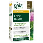 Gaia Herbs Liver Health, 60 Caps