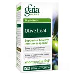 Gaia Herbs Olive Leaf, 60 Caps