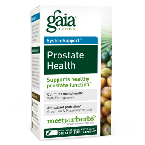 Gaia Herbs Prostate Health, 120 Caps Value Size!