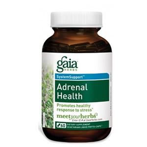 SAMPLE-Gaia Herbs Adrenal Health, 2 VLiquid Phyto-Caps