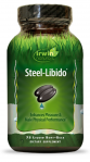 CLEARANCE - Irwin Naturals Steel Libido, 75 Softgels Exp 4/18