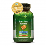 CLEARANCE - Irwin Naturals 3-in-1 Joint Formula, 90 Softgels  Exp  3/2018