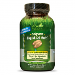 Irwin Naturals Only-One Multi without Iron, 60 Softgels