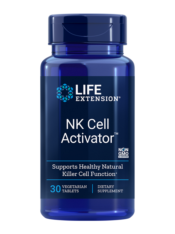 Life Extension NK Cell Activator™, 30 Vegetarian Tablets