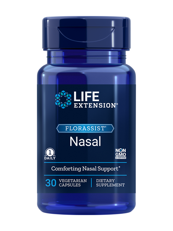 Life Extension Florassist Nasal, 30 VCaps