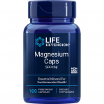 Life Extension Magnesium, 500 mg, 100 capsules