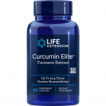 Life Extension Curcumin Elite Turmeric Extract, 60 VCaps