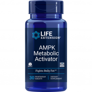 Life Extension AMPK Metabolic Activator, 30 Caps