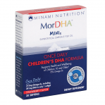 Minami Nutrition, MorDHA Minis Childrens DHA, 30 Softgels