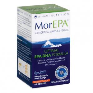 Minami Nutrition, MorEPA 60 Softgels