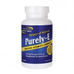 North American Herb Purely E, 60 Caps