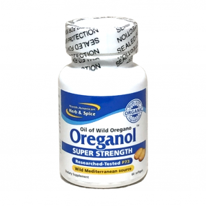 Oreganol P-73 Super Strength Oil of Oregano, 60 Softgels