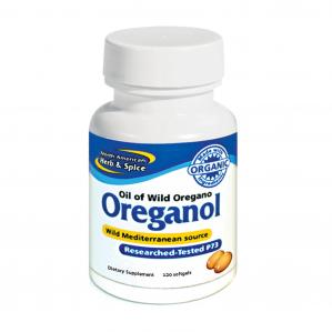 Oreganol P-73 Oil of Oregano, 120 Softgels