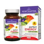 CLEARANCE - New Chapter Perfect Energy, 72 Tabs  EXPIRES 6/30/13