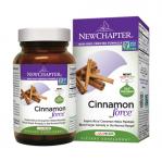 New Chapter Cinnamon Force, 60 Vegetarian Caps