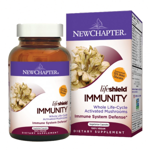 New Chapter Lifeshield Immunity, 60 VCaps