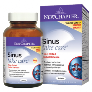 New Chapter Sinus Take Care, 30 Softgels
