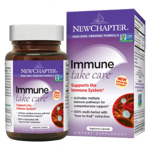 New Chapter Immune Take Care, 14 VCaps