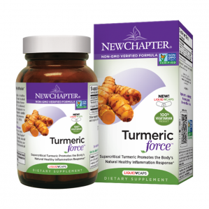 New Chapter Turmeric Force, 72 Softgel BONUS SIZE