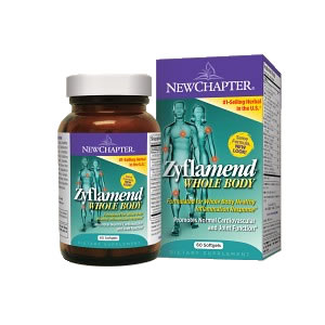 New Chapter Zyflamend, 60 Softgels