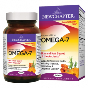 New Chapter Supercritical Omega-7, 60 Softgels