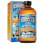 Sovereign Silver Pour-Top, 16 oz.