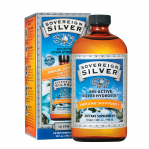 Sovereign Silver Pour-Top, 32 oz.
