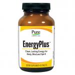 Pure Essence Labs Energy Plus, 60 Tabs