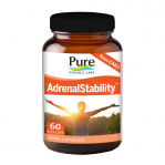 Pure Essence Labs AdrenalStability, 60 VCaps