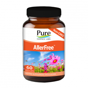 Pure Essence Labs AllerFree, 60 VCaps