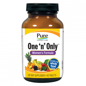 Pure Essence Labs One n Only Womens Formula, 90 Tabs
