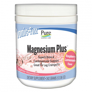 Pure Essence Labs Ionic-Fizz Magnesium Plus, 12.06 oz.