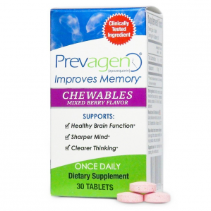 Prevagen Chewables Mixed Berry, 30 Capsules