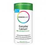 Rainbow Light Everyday Calcium with Enzymes, 120 Tabs