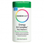 Rainbow Light Energy B-Complex, 90 Tabs