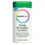 Rainbow Light Energy B-Complex, 90 Tabs
