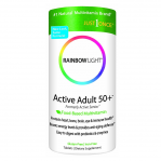 Rainbow Light Just Once Active Senior Safeguard Multi, 90 Tabs