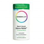 Rainbow Light Black Cohosh Meno-Relief, 60 Tabs