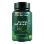 Rainbow Light Certified Organics Prenatal Multivitamin, 120 VCaps