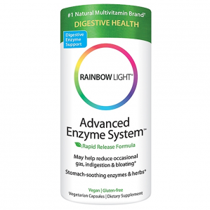 Rainbow Light Advanced Enzyme System, 180 VCaps