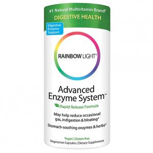 rainbow light advanced enzyme system 180 vcaps. Black Bedroom Furniture Sets. Home Design Ideas