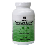 Seagate Olive Leaf Extract, 90 VCaps